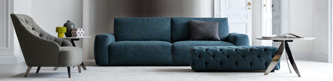 Italienische designer sofas  Italienische Sofas nach Maß - Berto Salotti