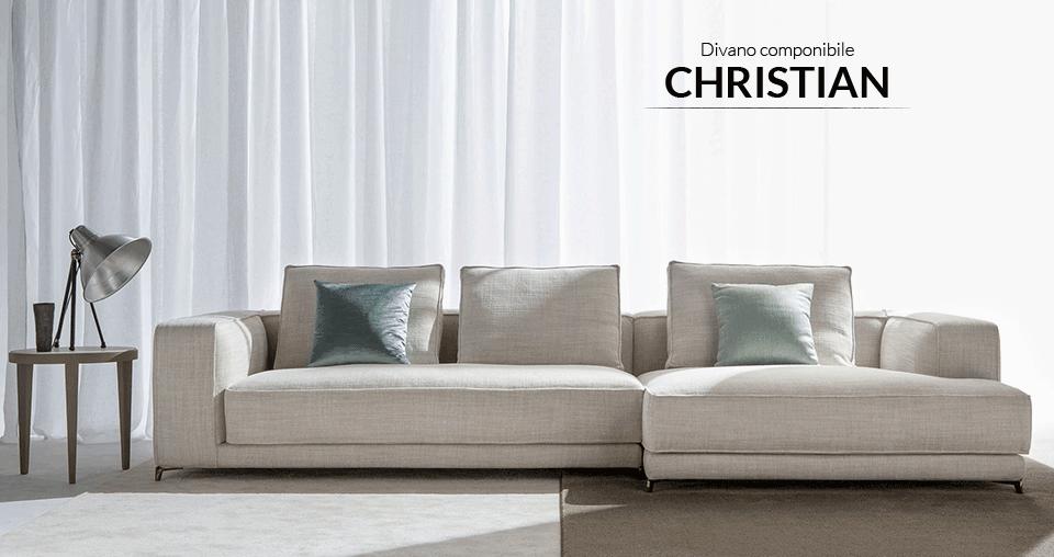 Das neue moderne Sofa Christian von Berto ist da - BertO News