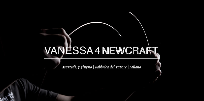vanessa4newcraft: Crowdcrafting Projekt made by BertO
