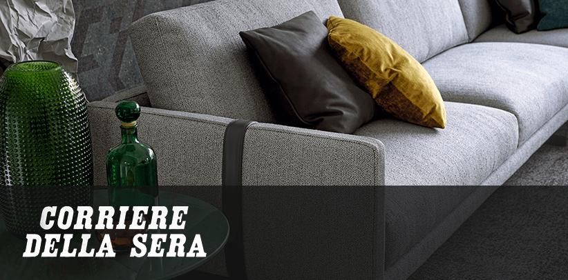 Made in Meda, die Hauptstadt des italienischen Designs in der Welt, erzählt von BertO auf Corriere della Sera
