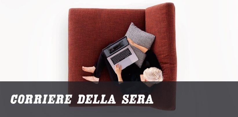 BertO 5% in Corriere della Sera