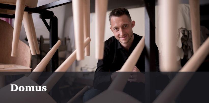 Interview Domus Filippo Berto Traumdesign aus Meda