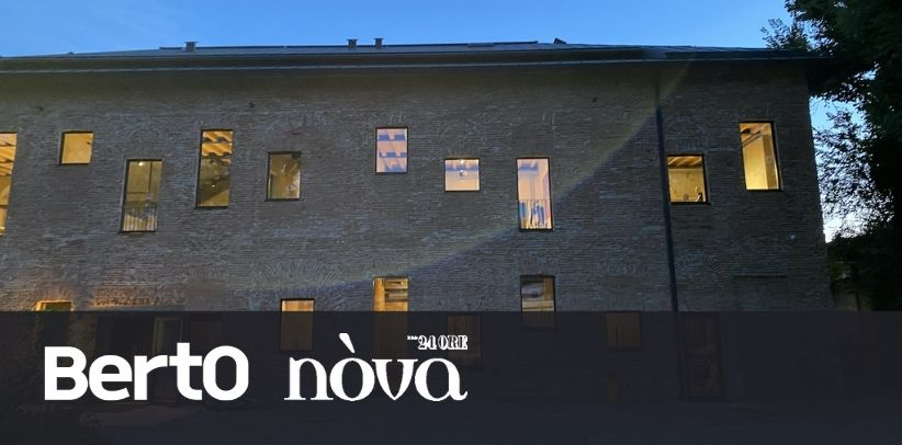 BertO in der Geschichte von Paolo Manfredi in Nova Sole 24 Ore über die neue urbane Manufaktur in Mailand
