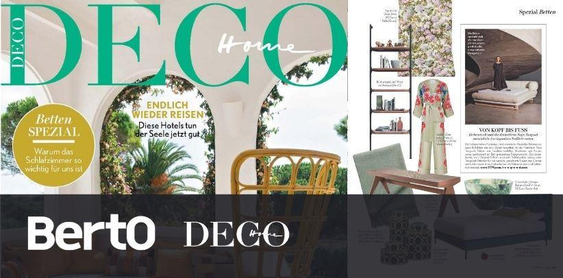 Bücherregal von Ian BertO auf HOME deco, dem renommierten deutschen Magazin für Innenarchitektur