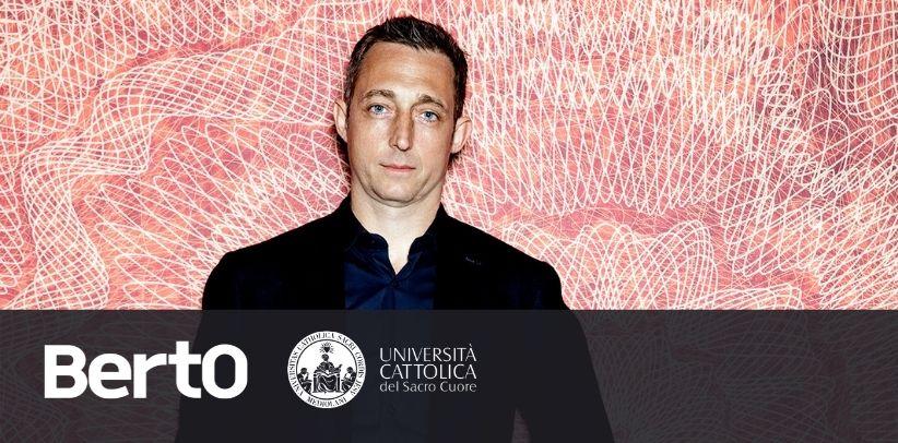Filippo Berto Gast der Università Cattolica del Sacro Cuore Filippo BertO