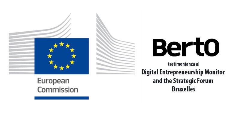 BertO beim Strategic Forum on Digital Entrepreneurship in Brüssel