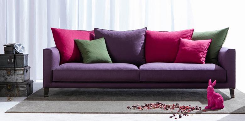 Neue moderne Sofakollektion von BertO
