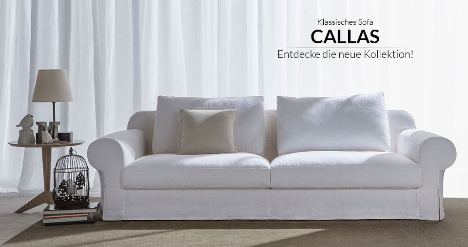 italienische sofas und schlafsofas berto salotti. Black Bedroom Furniture Sets. Home Design Ideas