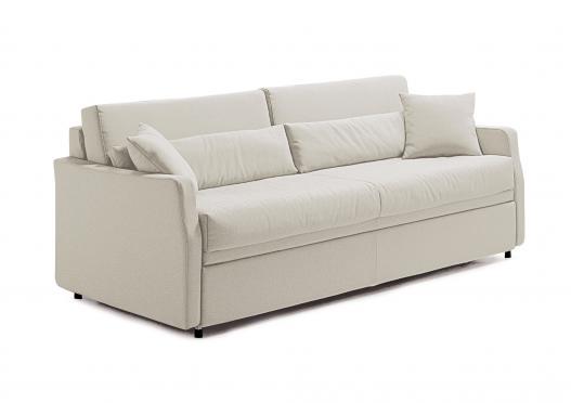 einzelnes schlafsofa mit unterbett teseo berto salotti. Black Bedroom Furniture Sets. Home Design Ideas