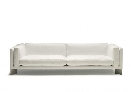 modernes ledersofa soft bench berto salotti. Black Bedroom Furniture Sets. Home Design Ideas