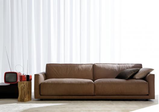 ribot ledersofa berto salotti. Black Bedroom Furniture Sets. Home Design Ideas