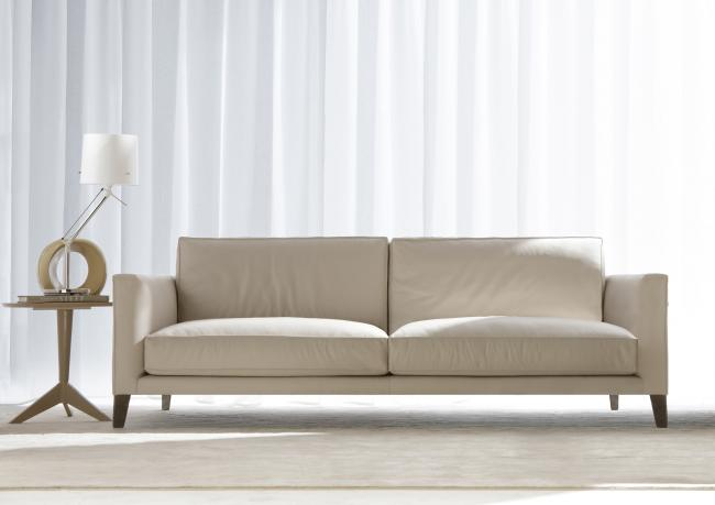 Ledersofa time break berto salotti for Ledersofas outlet