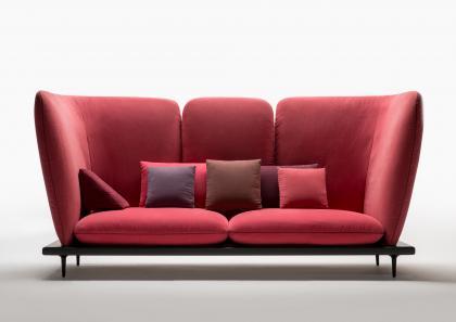 sofa4manhattan das designer sofa f r new york berto salotti. Black Bedroom Furniture Sets. Home Design Ideas