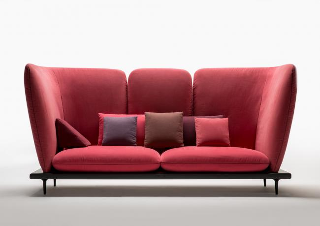 sofa4manhattan das designer sofa f r new york berto salotti. Black Bedroom Furniture Sets. Home Design Ideas