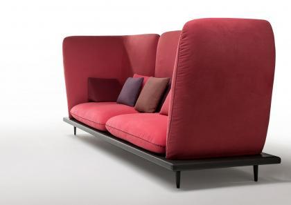 sofa4manhattan: das Designer Sofa für New York - Berto Salotti