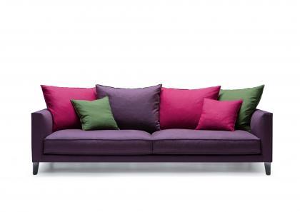modernes sofa ciak berto salotti. Black Bedroom Furniture Sets. Home Design Ideas