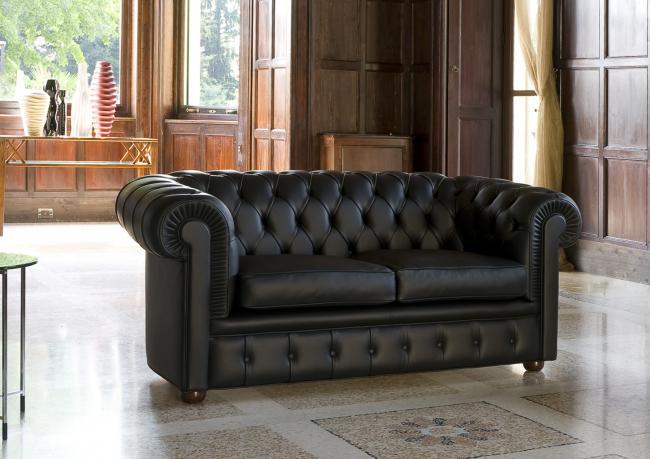 Sofa Chester 2 Sitzig - Berto Salotti