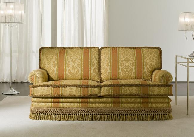 klassische sofa liberty berto salotti. Black Bedroom Furniture Sets. Home Design Ideas