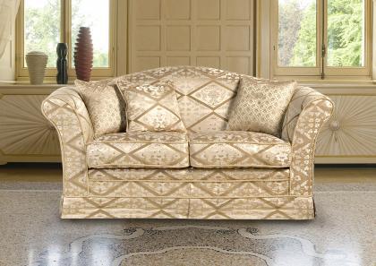 klassische sofa vienna berto salotti. Black Bedroom Furniture Sets. Home Design Ideas
