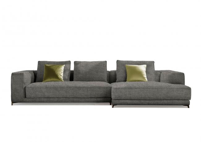 Ecksofa Aus Stoff Christian Outlet Berto Shop