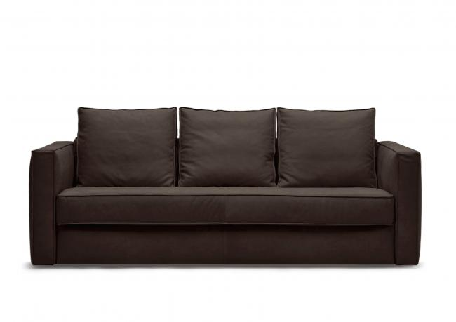Outlet schlafsofa aus leder robinson berto shop for Ledersofas outlet