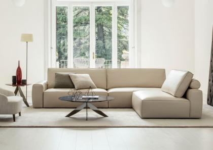 JOHNNY. Modulares Ecksofa