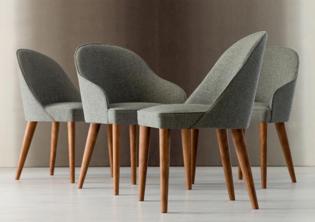 Stühle - Berto Salotti
