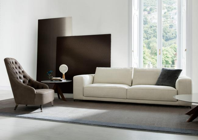 Modernes Sofa modernes sofa christian berto salotti