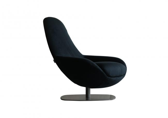 Outlet relax drehsessel tweety berto shop for Ledersofas outlet