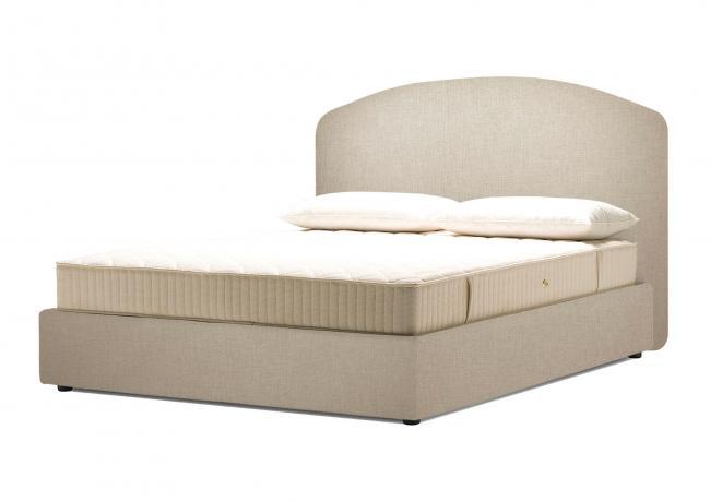 outlet franz sisches bett mit stauraum berto shop. Black Bedroom Furniture Sets. Home Design Ideas