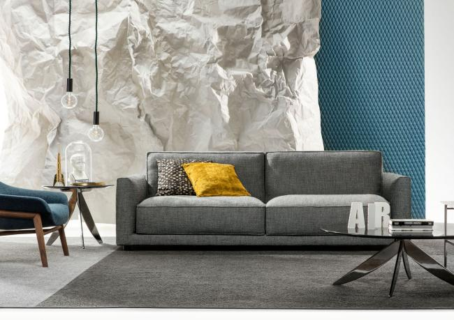 Modernes Sofa modernes sofa ribot berto salotti