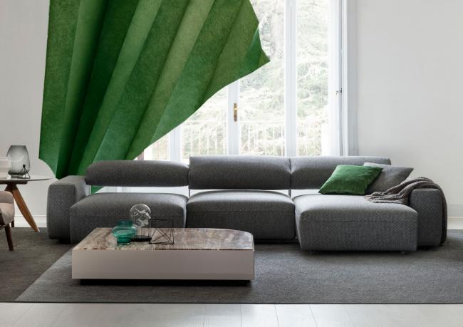 Relax Sofa Nach Maß - Berto Salotti