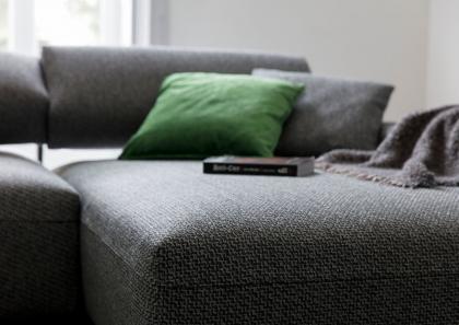 Relax Sofa Nach Mass Berto Salotti