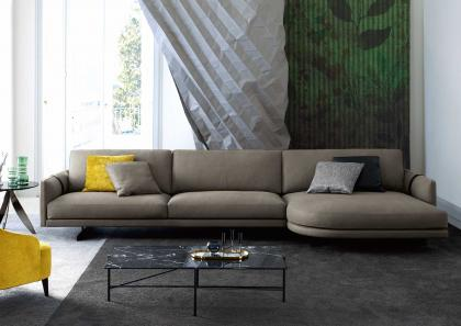 SOFA RUNDER CHAISELONGUE DEE DEE